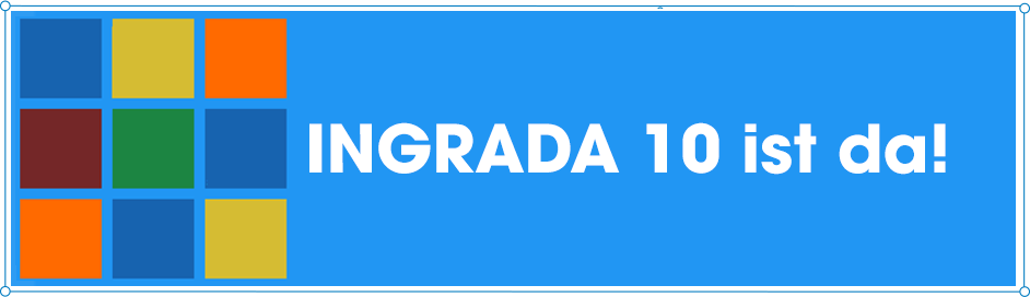 Logo INGRADA 10
